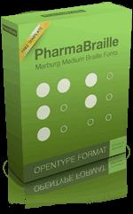 PharmaBraille Small Packshot